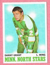 1970-71 70-71 O-PEE-CHEE OPC #47 Danny Grant SET BREAK