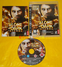 ALONE IN THE DARK INFERNO Ps3 Versione Ufficiale Italiana »»»»» COMPLETO