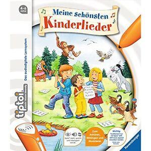 Ravensburger 00643 tiptoi® Meine schönsten Kinderlieder  NEU OVP~