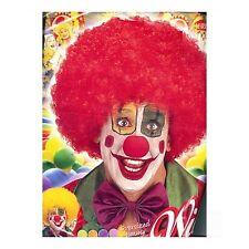 Kostüm-Zubehör Perücke Clown Jimmy pink Karneval Neu