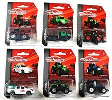 Majorette  Auto Auswahl an Cars  Farm Traktor  Fahrzeuge