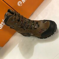 Northside Men's Renegade 800 Waterproof Insulated Hunting Boot Tan Camo size 9.5