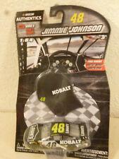 #48 JIMMIE JOHNSON KOBALT CHEVY SS HAT WAVE-5 2017 NASCAR AUTHENTICS 1/64