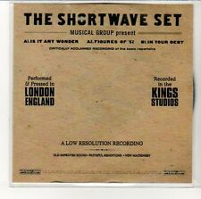 (EN638) The Shortwave Set, Is It Any Wonder - DJ CD