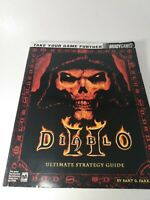 Used Diablo II PC Game and Ultimate Strategy Guide Brady Game Great Condition