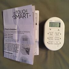 My TouchSmart 26892 Indoor Plug-in Digital Timer