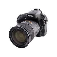 easyCover Nikon D810 EA-ECND810B Camera Protective Case Black Silicone