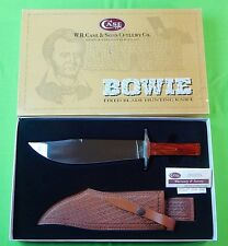 US CASE XX Large Bowie Hunting Knife & Sheath Box