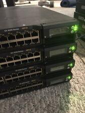 Juniper Networks EX4200-48P PoE Gigabit 48-port 10/100/1000BASE-T Switch 930W