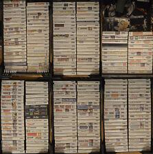 ca. 245 verschiedene SEGA Master System Games (nichts doppelt dabei)
