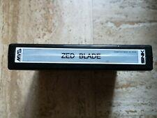 ZED BLADE - Jeu SNK Neo Geo Slot MVS Arcade Jamma - PCB original nouveau label