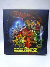 Bluray - Texas Chainsaw Massacre 2 (BigBox)(Uncut)(limitiert auf 1000)(FSK18)