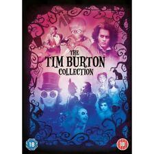 The Tim Burton Collection DVD