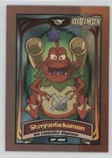 2000 Upper Deck Digimon - Digital Monsters Series 2 D10 Insert ShogunGekomon 1t5