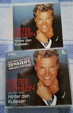 Hinter den Kulissen. (Revidierte Ausgabe) von Dieter Bohlen, Katja Kessler (200…
