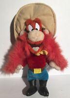"Vintage Play By Play Looney Tunes Yosemite Sam 19"" Plush 1997"