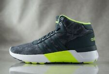 ADIDAS MENS LITE RACER MID TRAINERS F98725 (RRP:£79.98)