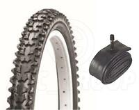 Bicycle Tyre Bike Tire - Mountain Bike - 14 x 2.125 - With Schrader Tube