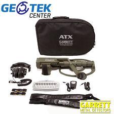 Metal Detector Garrett Atx