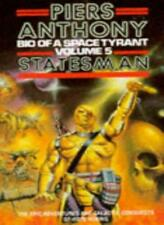 Bio of a Space Tyrant Volume 5 Statesman By Piers Anthony