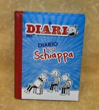DIARIO SCUOLA DIARIO DI UNA SCHIAPPA 10 MESI NON DATATO A RIGHE 11x15  cod.18656