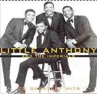 LITTLE ANTHONY AND THE IMPERIALS 25 Greatest Hits CD BRAND NEW