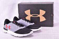 Men's Under Armour Micro G Speed Swift Running Shoes Grey/Black 8