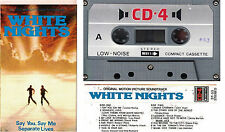White Knights Original Motion Picture Soundtrack Music Cassette Thai Import