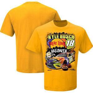 NASCAR 2021 Kyle Busch #18 Champion T-Shirt