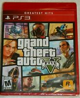 Grand Theft Auto V (Sony PlayStation 3, 2013) Free Shipping - New in Package