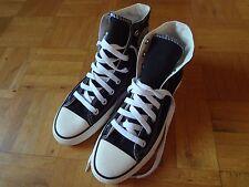 All Star Scarpe Sneaker BACK WHITE NERO BIANCO UOMO donne Girl 8.5 41 Shoe
