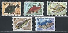 Russia -  Fish on  MNH Stamps.................C 7O09