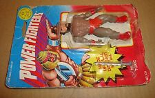 POWER FIGHTERS VINTAGE TOYS DIE-CAST ACTION FIGURE GIOCHI PREZIOSI ANNI '80