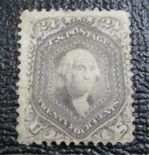 nystamps US Stamp # 78b Used $450