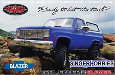 RC4WD ZRTR0035 1/10 Trail Finder 2 Truck Brushed RTR Chevy Blazer RC4ZRTR0035 HH