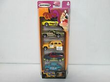 Matchbox 5 Pack Gift Set Looney Tunes with El Camino 294