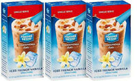 French Vanilla Maxwell House Iced Coffee 18 Single Packets. SOLD OUT IN STORES!