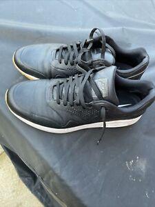Nike Air Max 1 Golf Black/Black UK 10