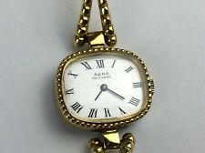 Vintage Ladies Aero Neuchatel Gilt Watch Not Working