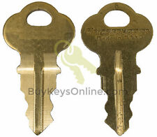 H2007 / 2007 Key Precut Chicago Lock Illinois NEW FACTORY CUT SHIPS FAST