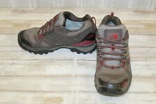 The North Face Hedgehog Fastpack GTX Hiking Shoe, Men's Size 7, Zinc Grey