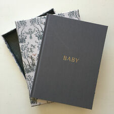Write To Me Baby Journal - Mrs Mighetto Baby Bird
