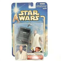 Hasbro Star Wars Attack Of The Clones - Anakin Skywalker Outland Peasant Disguis