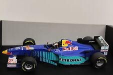 Minichamps 1:18 Formel 1 Sauber Ford Zetec C15 Petronas Frentzen C 15 Malaysia