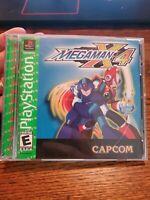 Mega Man X4 (Greatest Hits) (Sony PlayStation 1, 1997) - CIB