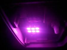 2x 31mm 6-SMD Xenon Purple LED 3175 6428 DE3175 Dome Wedge Interior Light Bulbs