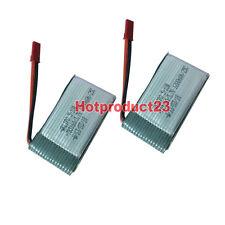2x 3.7V 1000mah 1200mAh 25C Lipo Battery Walkera 5G4Q3 5#10 4G1 HM-5G4-Z-21