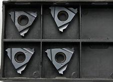 4 piezas PLAQUITAS INTERCAMBIABLES wodex 16nr 1,75iso wov2425 19 505 306