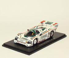 Porsche 962 C Sportwagen-WM 1985 1000 km Mugello #19 Bellof Boutsen Spark 1:43