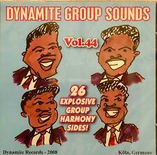 DYNAMITE GROUP SOUNDS - Volume #44 - 26 Tracks